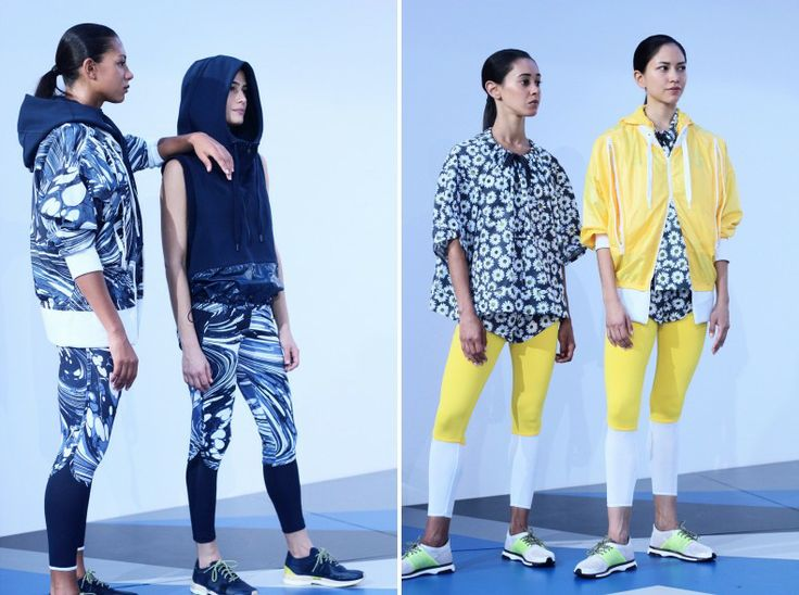 London Fashion Week SS14: Adidas by Stella McCartney
