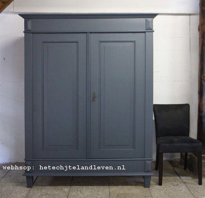 Vintage kast / Demontabel  1489