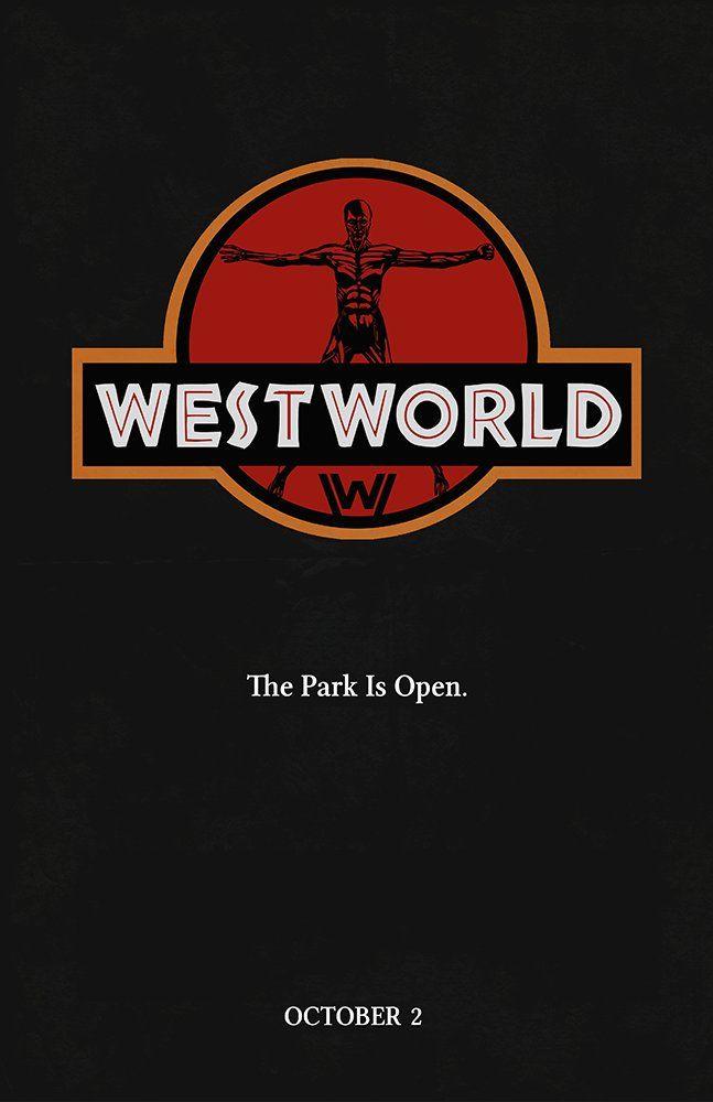 MessyPandas on Westworld Poster