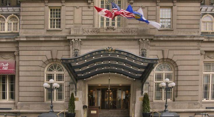 泊ってみたいホテル・HOTEL|カナダ>カルガリー>カルガリー動物園、カルガリータワーへは簡単にアクセスできます>ザ フェアモント パリサー(The Fairmont Palliser)