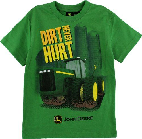 79 best john deere baby kids clothes things images on for John deere shirts for kids