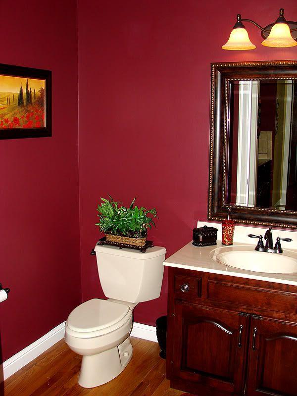 Powder Room Paint Ideas   DIY Decorating , Room Design Ideas
