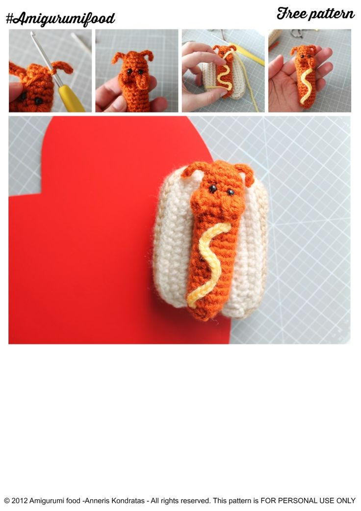 Amigurumi Hot Dog : 1000+ images about Craftiness on Pinterest Coffee cozy ...
