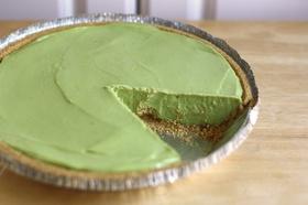 Avocado pie! My girls may like this;)