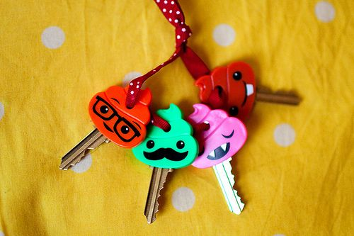 I want the keys to your <3
