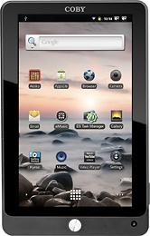 Coby - Tablet  - runs on Android