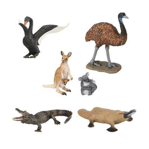 Australian Native Animals - Assorted