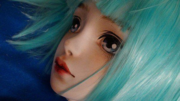 3д модель куклы на закак