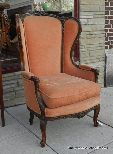 23 Best Wing Back Chairs Images On Pinterest Armchairs