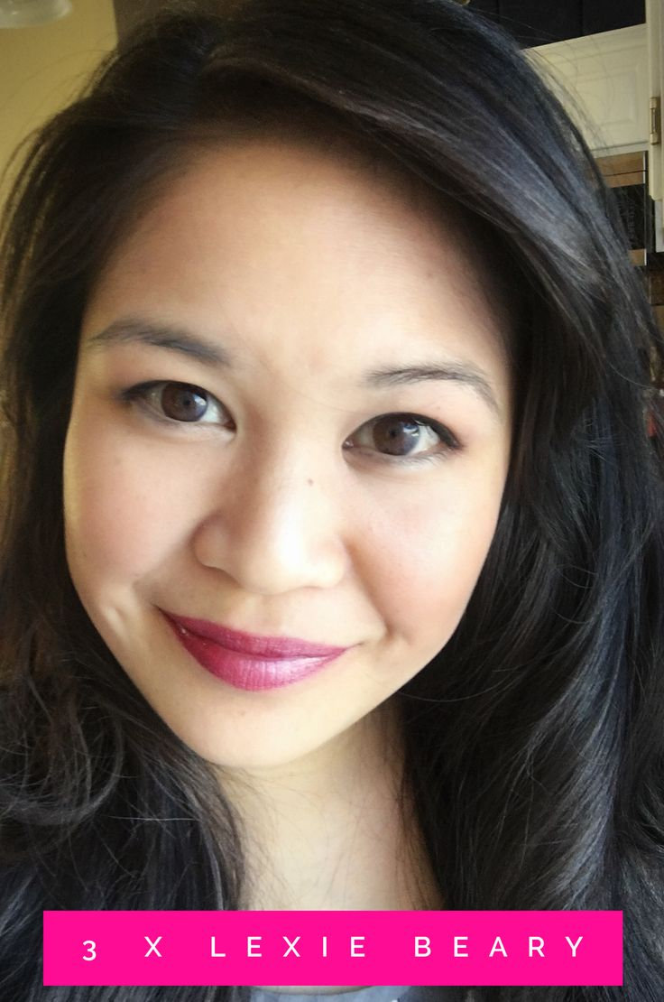Lexie Beary LipSense   #LipSense #SeneGence #Berries #fall #Lipstick #LexieBeary #plum
