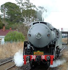 3801 - Wikipedia, the free encyclopedia. In grey livery this time.