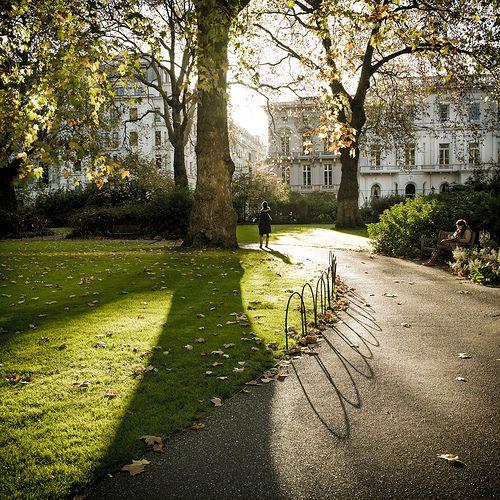 enchantedengland:    ysvoice:| ♕ | St James Square, London | by MattMawson | via allthingseurope  enchantedengland: And for another side of London, St. James Square.