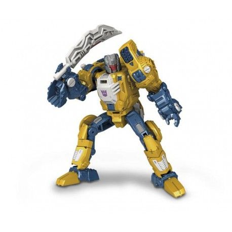 #transformer transformers titans return deluxe wolfwire