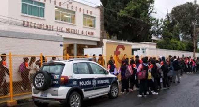 Separadas, directora y maestra por caso Celma: Alarcón