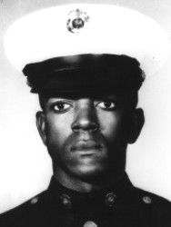 Valor awards for PFC James Anderson , Jr. (1947-1967) USMC. Medal of Honor (posthumously) for conspicuous gallantry and intrepidity at the risk of his life above and beyond the call of duty, in action northwest of Cam Lo, Quang Tri Province, Republic of Vietnam, on 28 February 1967. ...he reached out, grasped the grenade, pulled it to his chest and curled around it as it went off. PFC Anderson saved his comrades from serious injury and possible death. Read full citation.