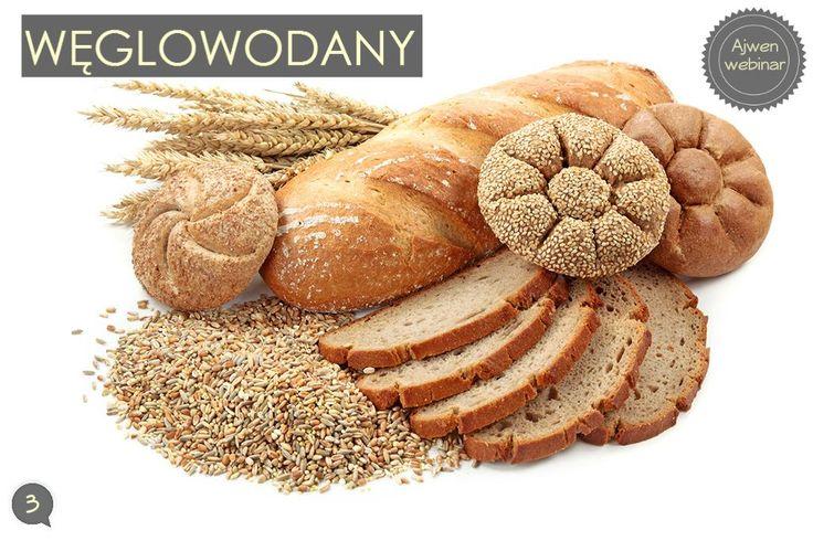 Dowiedz się ile twój mózg potrzebuje węglowodanów, czy biała mąka - to węglowodany proste, czy banany są tuczące, ile jeść pieczywa by być zdrowym