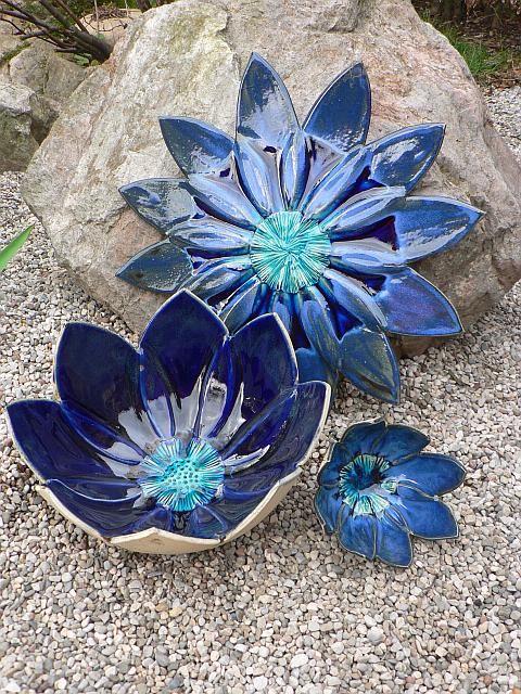 Gartenkeramik - Keramikmanufaktur - Keramik - Gartenkeramik - Keramikwerkstatt - Gartenkeramik
