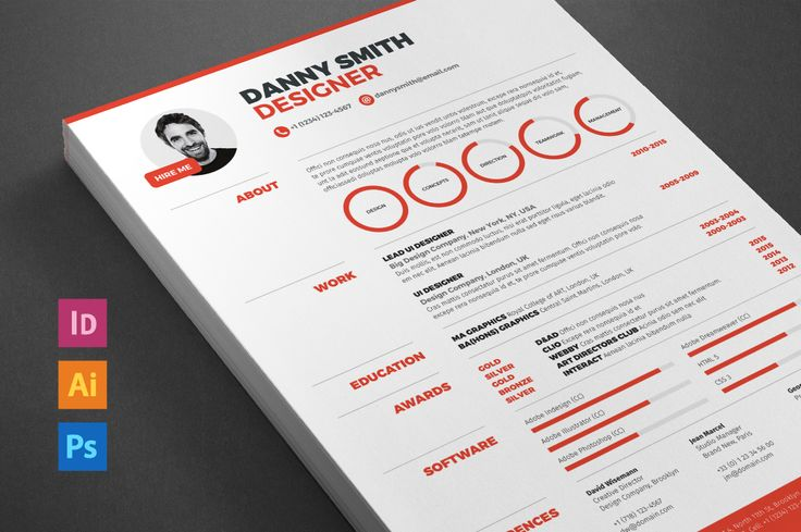 35 best Resume Template Designs images on Pinterest Adobe - adobe indesign resume template