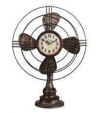 Reloj de Mesa de estilo Vintage : Modelo VENTILADOR