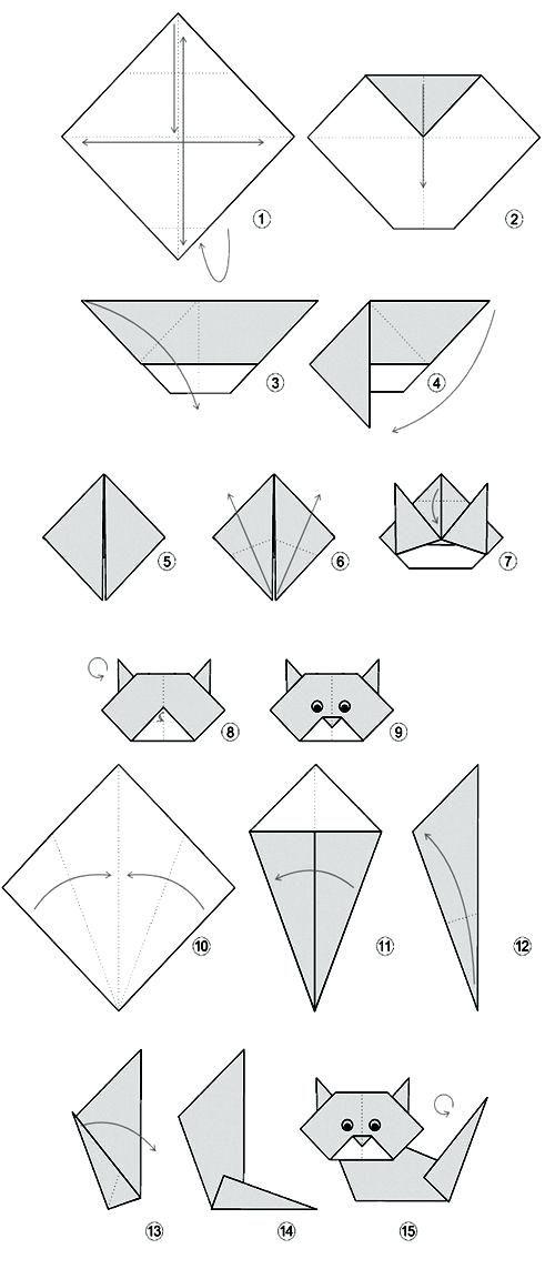origami cat instructions origami cat instructions best origami catorigami cat instructions origami cat instructions best origami cat ideas only on origami tutorial templates origami neko cat written instructions