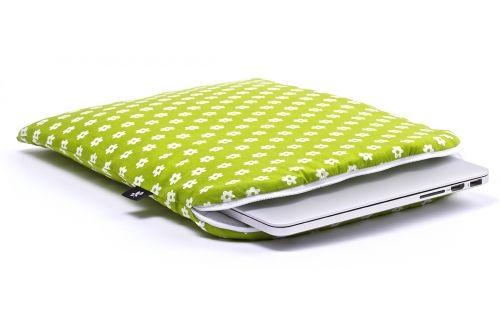 Grüne Laptophülle / Notebook Hülle (Grün)