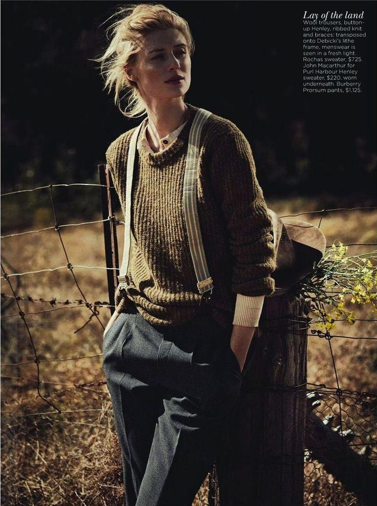 Vogue Australia 2012