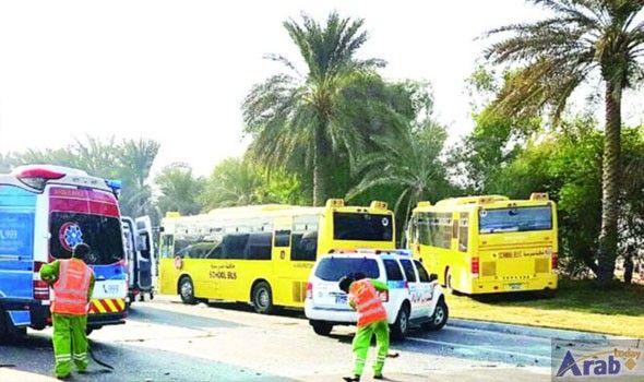 47 children hurt in Abu Dhabi school…