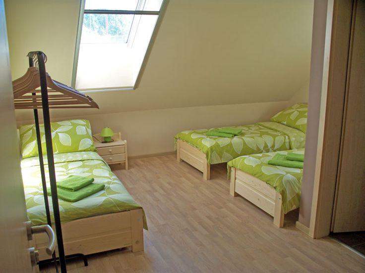 Pokoje 3 v Butler ubytování v soukromí