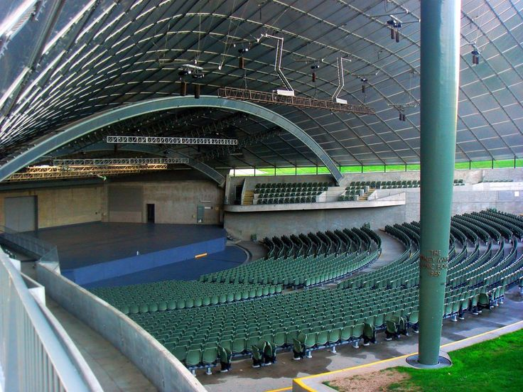 sidney myer music bowl aerial - Google Search