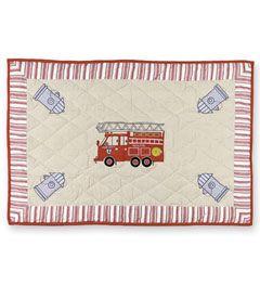 fire station floor quilt