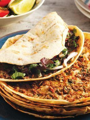 Tencere lahmacun Tarifi - Türk Mutfağı Yemekleri - Yemek Tarifleri