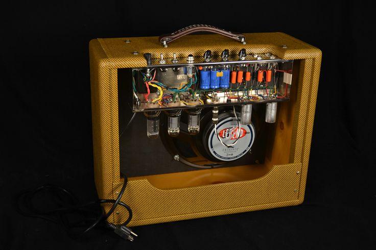 17 best images about guitar diy amplifier on pinterest soldering iron speaker plans and. Black Bedroom Furniture Sets. Home Design Ideas