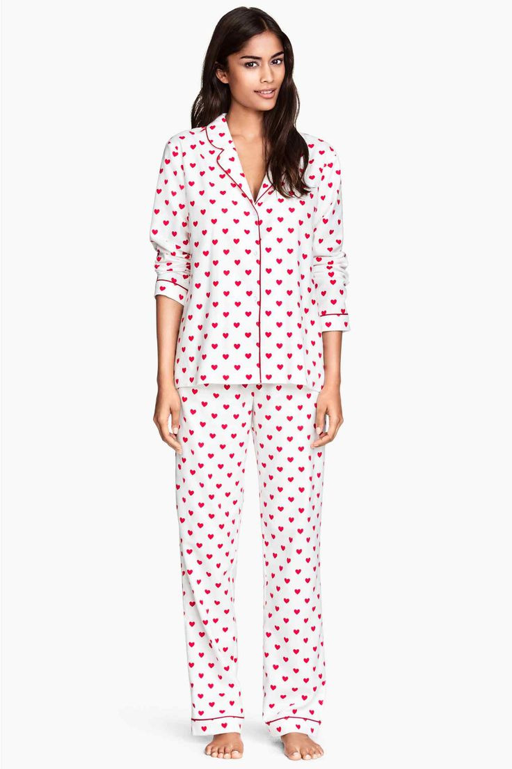 Pyjama en flanelle   H&M