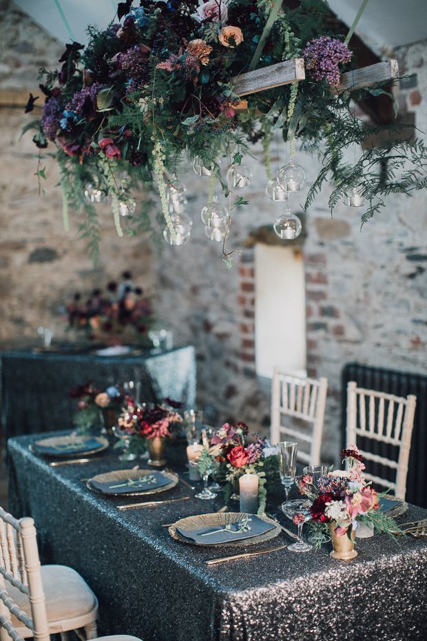 Beautiful floral wedding inspiration in the Irish countryside | see this beautiful shoot in full on www.onefabday.com