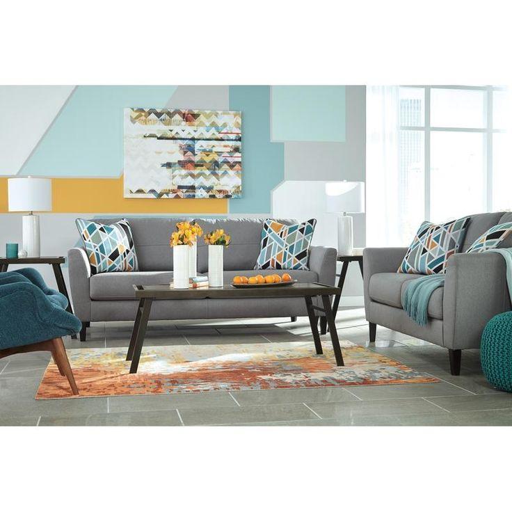 Pelsor Fabric Sofa by Benchcraft. #livingroom #sofa #furnituredesign
