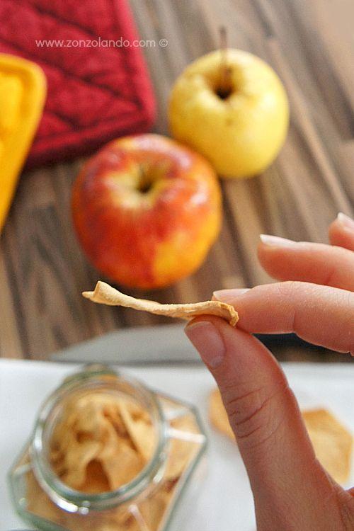 Mele essiccate - Dried apples   From Zonzolando.com