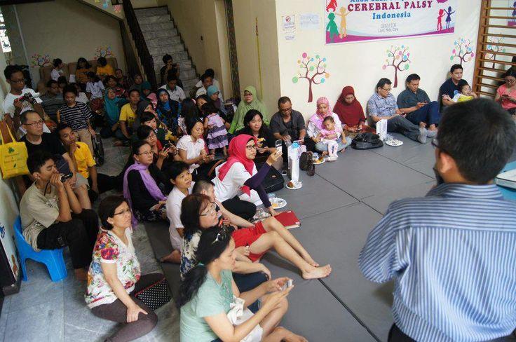Komunitas Cerebral Palsy Anak-anak from Indonesia. http://www.facebook.com/komunitas.anakanak