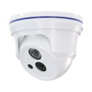 """En SecurMax apostamos por lo """"precios competitivos"""" sin descuidar la calidad, por eso todas nuestras cámaras de vigilancia CCTV tienen el sensor de 1/3"""" proporcionado mayor calidad de visión frente a los sensores de 1/4"""", esta cámara es ideal donde se necesite una calidad de visión superior gracias su sensor 1/3"""" Sony© 960H EXview HAD CCD II y su DSP Sony© Effio-P  Dispone la última tecnología en visión nocturna Led Array, con mayor alcance y nitidez"""