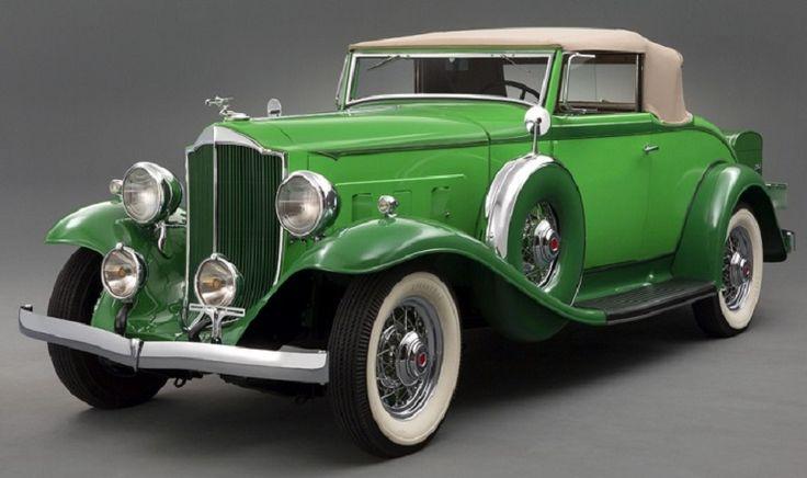 Classic Cars Reveal Extravagance in Depression Era