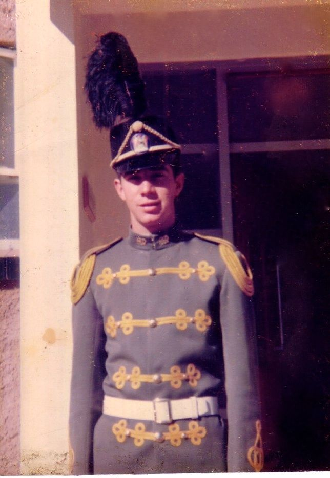 State President's Guard 1977.