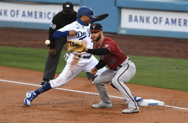 Arizona Diamondbacks At Los Angeles Dodgers 9 3 20 Mlb Picks And Prediction In 2020 Arizona Diamondbacks Los Angeles Dodgers Diamondbacks
