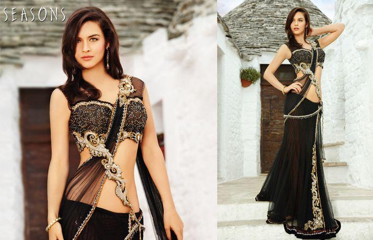 Seasons India -black