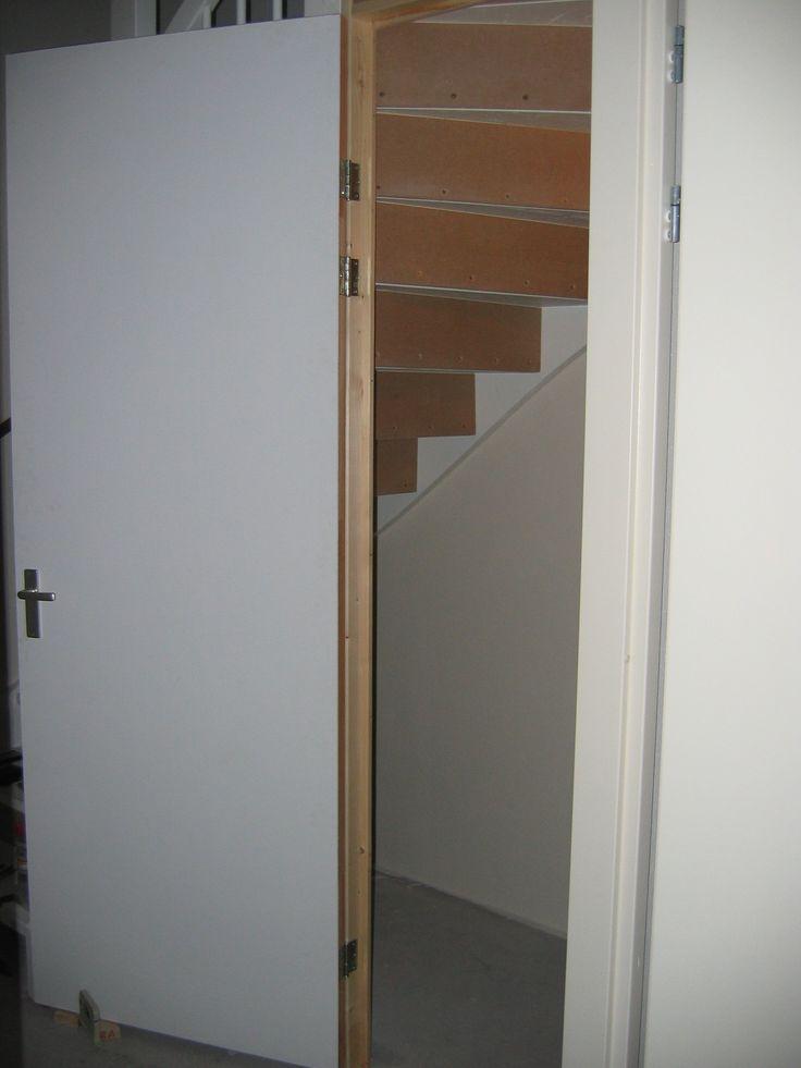 stap 8 deur afhangen