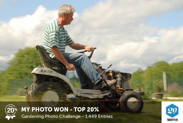 My photo was picked in the Top 20% in the Gardening challenge on @twenty20app.