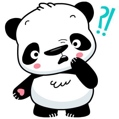 Panda Emoji   SillyHilli