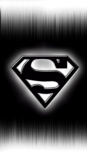 Superman Logo Vector Black HD Wallpapers for iPhone  is a fantastic HD wallpaper for your PC or Mac and is available in high definition resolutions.