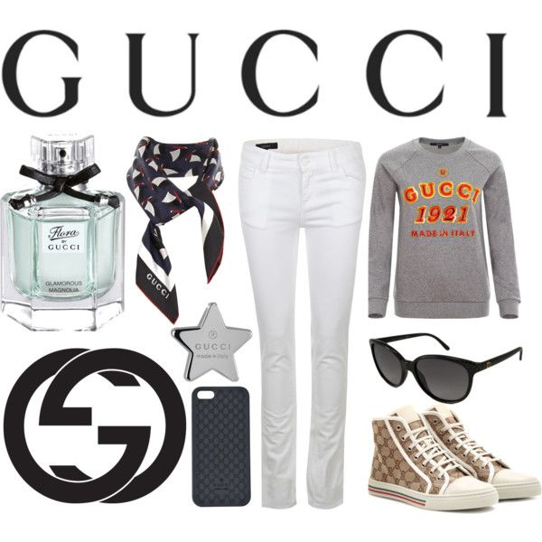 """""""Gucci"""" by blan-xoxo on Polyvore"""