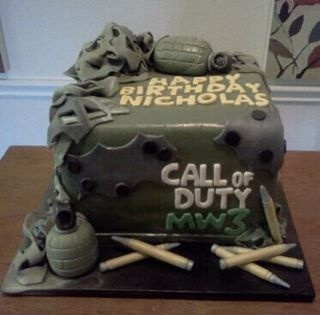 call of duty cake 62 best images about call of duty birthday cake s on 2378