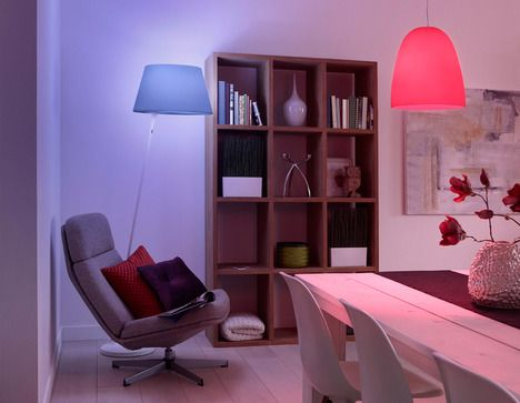 1000 images about philips hue lighting ideas on pinterest technology in kitchen and hue - Interior smart lighting ...
