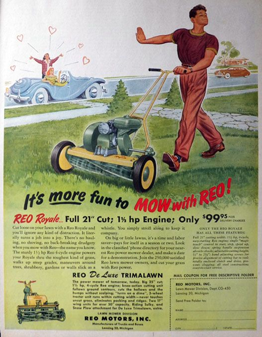 112 Best Vintage Ads Lawn And Garden Images On Pinterest